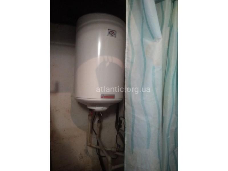 Монтаж електричного водонагрівача Atlantic ROUND 80 VMR
